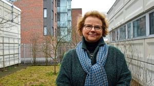 Laura Kolbe (C), kandiderar i riksdagsvalet 2015