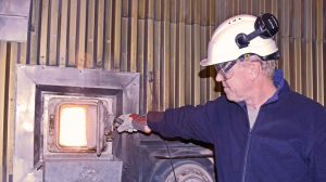 Sixten Granlund, hanaholmens kraftverk,