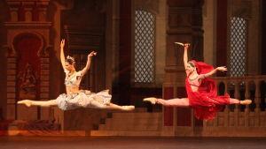Kuva baletista Bajadeeri (Bolshoi 2013)