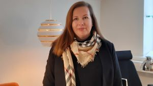 Åsa Björkman är vd för fastighetsbolaget Ebba.