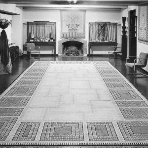 Studio Loja Saarinen showroom 1934.