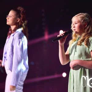 Isabel och Hilja: Ett stort steg
