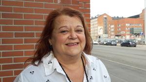 Eeva-Maria Nieminen jobbar på Migrationsverket.