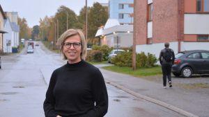 Professor Mia Heikkilä