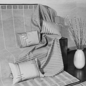 Loja Saarinen textilier ca 1934.