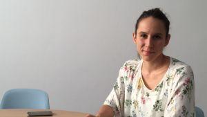 Anna Kiljan från Fundacja Pro - prawo do życia