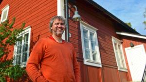 Anders Wikström är ny rektor.
