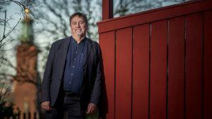 Journalisten och författaren Jan Malmborg.