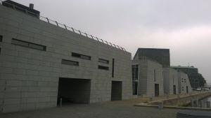 Organisationen KVINFOs fasad