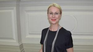 Närbild på Susanna Pettersson