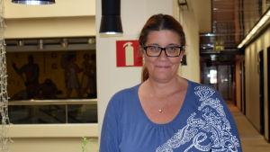 Emma Vintemon från Sveriges Kommuner och Landsting