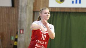 Betina Lillqvist.