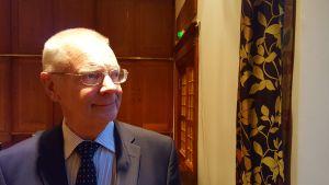 Utrikespolitiska experten Walter Slocombe.