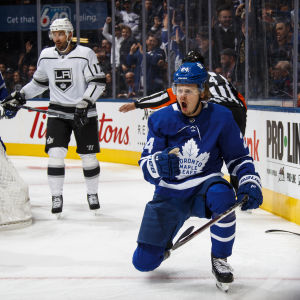 Kasperi Kapanen, Toronto Maple Leafs