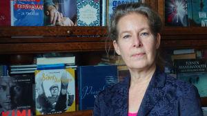 Hanna Nohynek är överläkare vid Institutet för hälsa och välfärd THL.
