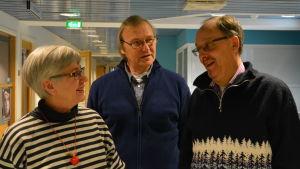 Medlemmar ur Baltic Gospel Singers