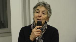Francesca Koch, ordförande för Kvinnornas internationella hus i Rom.