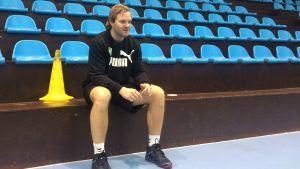 Patrik Johanson, Grankulla IFK