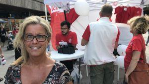 Socialdemokraternas Åsa Wiklund-Lång