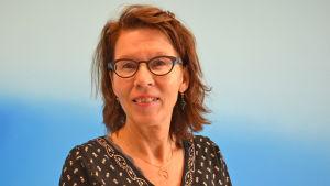 Stina Nybäck har volontärjobbat i Uganda.