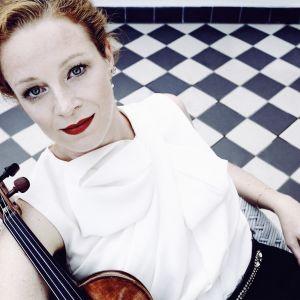 viulisti Carolin Widmann