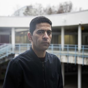Mahmood Al-Taee, Janne Saarikiven perheessä kotimajoittunut turvapaikanhakija