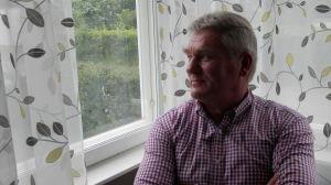 Pensionerade UPM direktören Harald Finne i Jakobstad