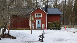 Prästkulla daghem i Raseborg