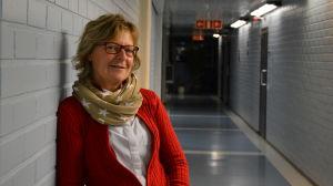 Avdelningsskötare Birgitta Ivars