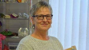Marina Lönnquist.