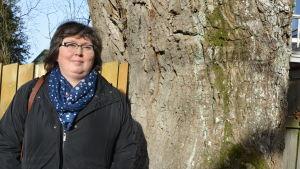 Dagvårdschef Tina Nordman