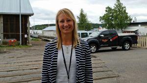 Tanja Poutiainen-Rinne, september 2015.