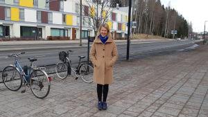 Sari Multala i Björkby.