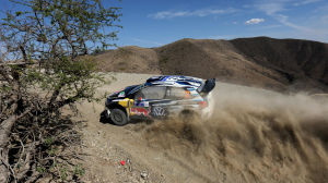 Jari-Matti Latvala vann det mexikanska VM-rally med över en minut.