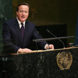 David Cameron, Storbritanniens premiärminister