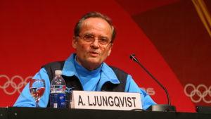 Arne Ljungqvist