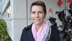 Laura Repo, forskare i småbarnspedagogik