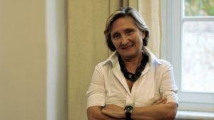 Sabina Nuti är nytillträdd rektor på Sant'Anna