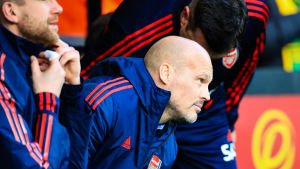 Fredrik Ljungberg i Arsenal.