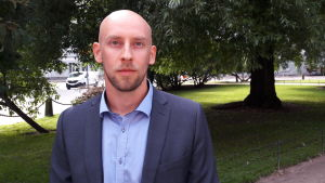 Mikko Paloneva, överinspektör vid Arbets- och näringsministeriet.