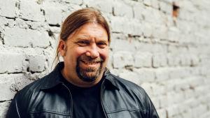 Författaren Ralf Andtbacka
