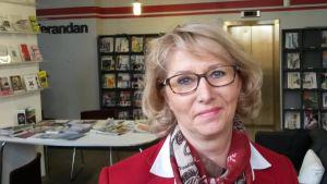 Agneta Eriksson direktör för Sydkustens landskapsförbund