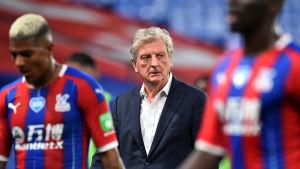 Roy Hodgson efter en match 2020.