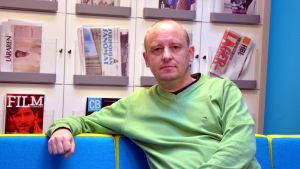 Statsvetare Claus Stolpe