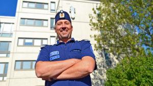 Kommissarie Heikki Kallio