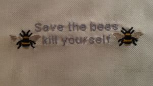 Oscar hagen: Save the bees kill yourself