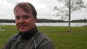 Huvudförtroendeman för Tehy vid Malmska sjukhuset i Jakobstad, Kim Yli-Pelkola