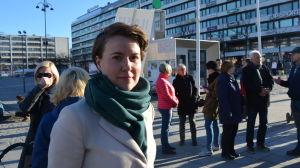 Laura Ala-Kokko, ledamot för De Gröna i Vasa stadsfullmäktige.