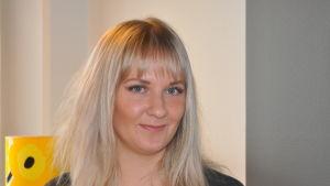 Pia Marttila är koordinator på Brottsofferjourden