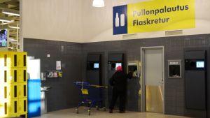 S-market i Näse, Borgå.